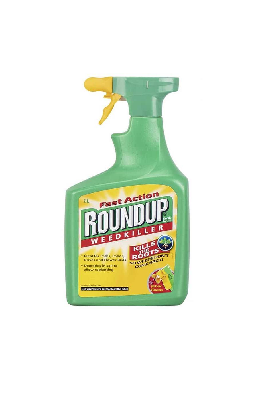 Roundup Total Ready To Use Weedkiller