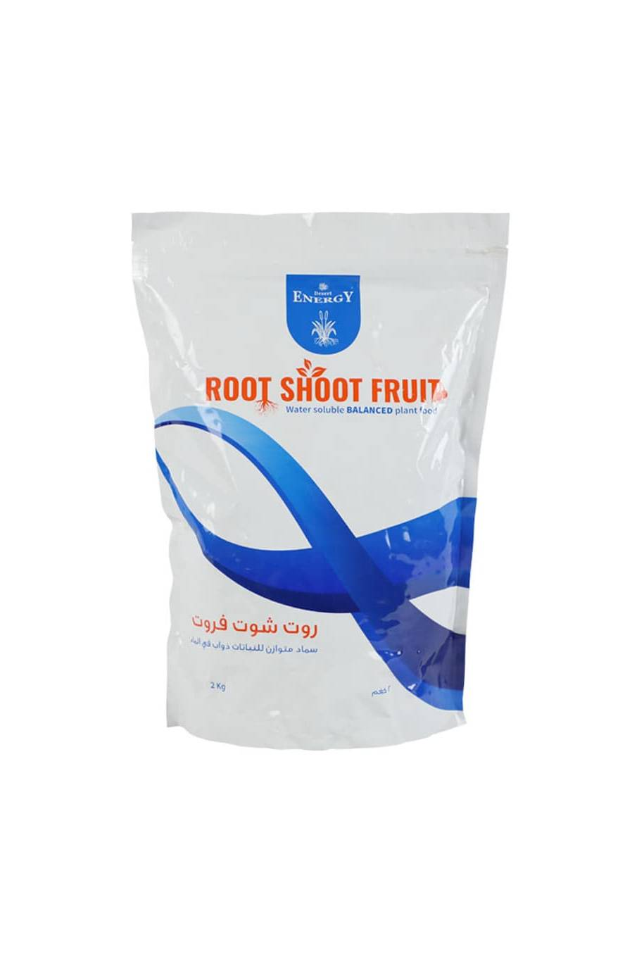 Root Shoot Fruit